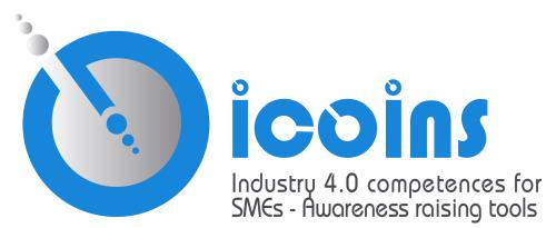Industry 4.0 competences for SMEs – Awareness raising tools (iCOINS)